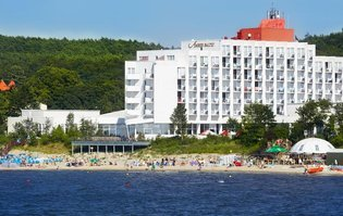 Hotel Amber Baltic ***