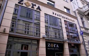 Hotel Boutique Zara ****