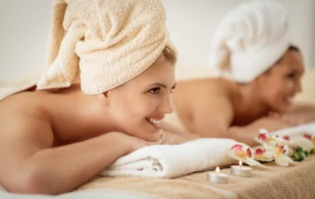 Women's Time Spa package